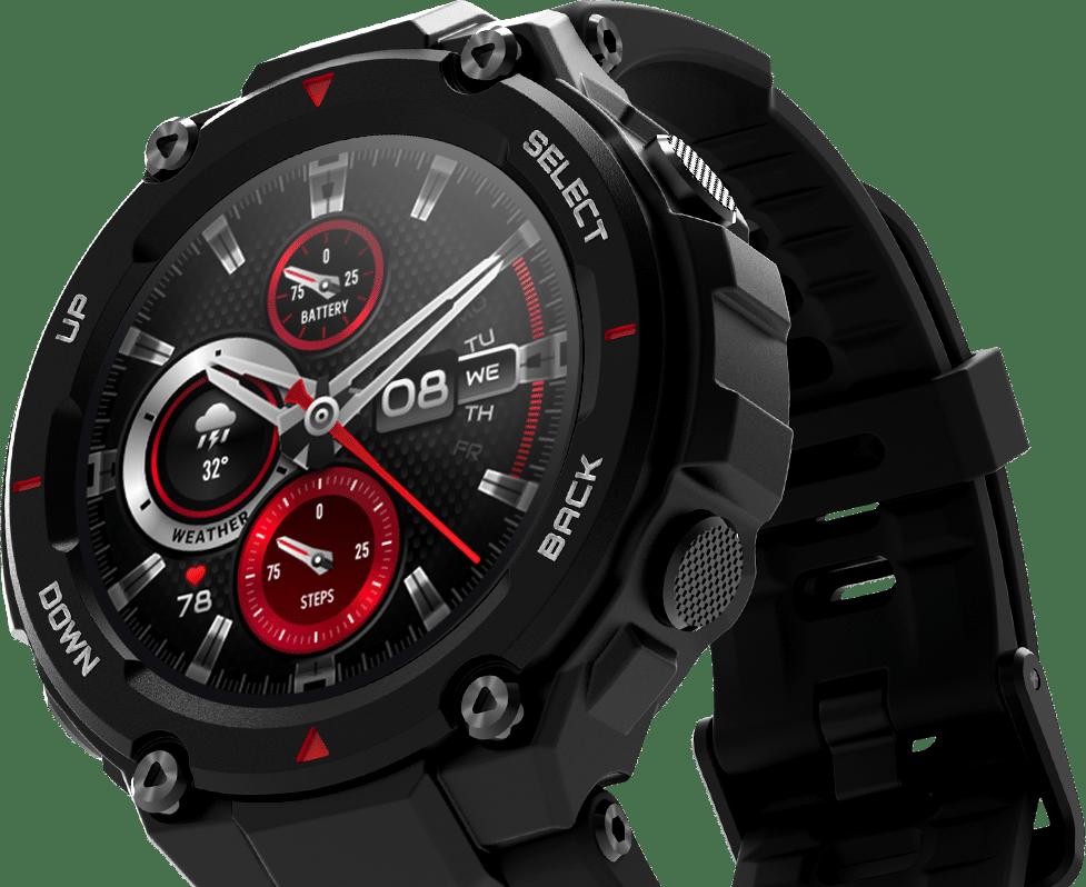 שעון ספורט מוקשח Amazfit T-rex