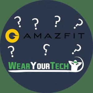 שירותי תמיכה במוצרי Amazfit